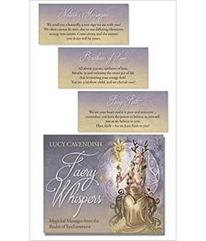 Faery Whispers by Lucy Cavendish
