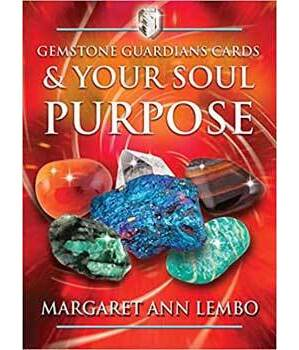 Gemstone Guardians cards by Margaret Ann Lembo