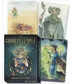 Goddess Temple oracle by Perini & Albanese