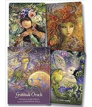 Gratitude Oracle by Hartfield & Wall