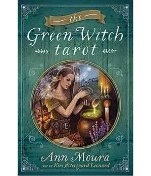 Green Witch Deck & Book