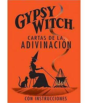 SPANISH Gypsy Witch Fortune Telling Playing Card by Mlle Lenormand (attributed)