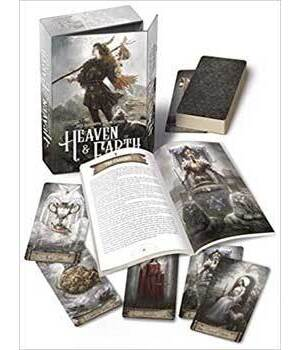 Heaven & Earth tarot (bk & bk) by Sephiroth & Elford