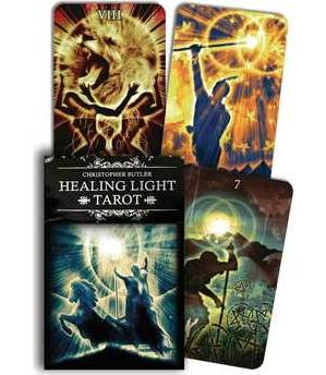 Healing Light tarot by Christopher Butler