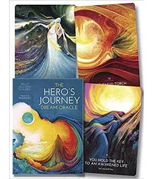 Hero's Journey Dream oracle by Walden & Rassouli