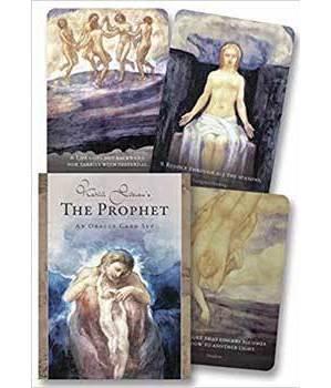 Kahlil Gibran's Prophet oracle by Toni Carmine Salemo