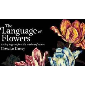 Language of Flowers cards by Cheralyn Darcey
