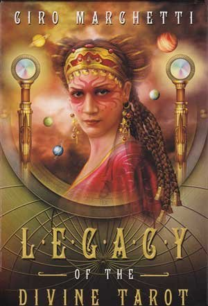 Legacy Of The Divine Deck & Book