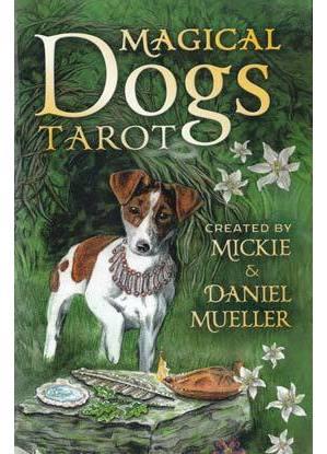 Magical Dogs tarot deck & book by Mueller & Mueller
