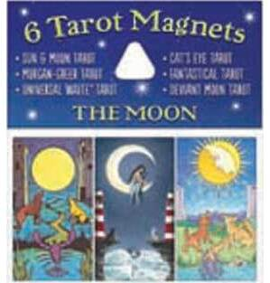 Moon magnet set