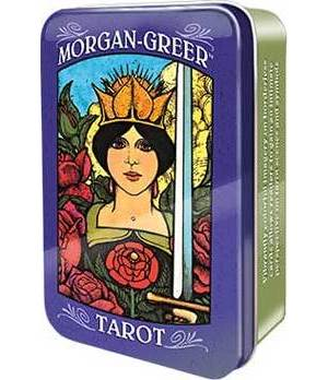 Morgan Greer Tin