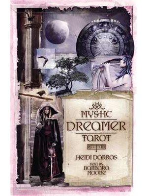 Mystic Dreamer Tarot Deck & Book