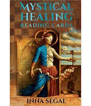 Mystical Healing reading cards by Segal & Baddeley