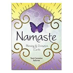 Namaste Blessing Cards