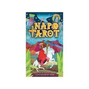 Napo Tarot by Lopez & Napo