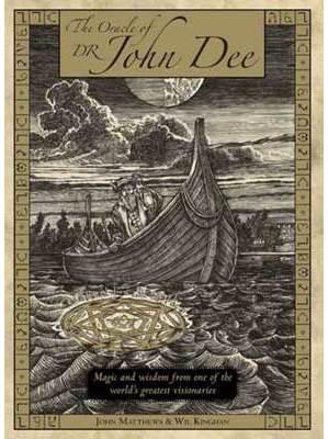 Oracle Of Dr John Dee (Deck&Book)