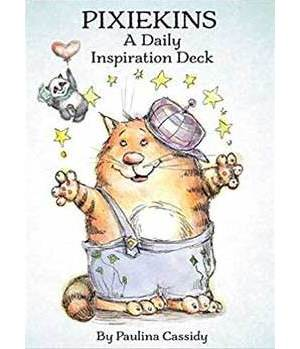 Pixiekins Daily Inspiration deck by Paulina Cassidy