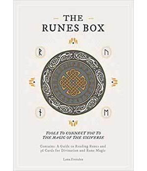 Runes Box (dk & bk) by Lona Eversden