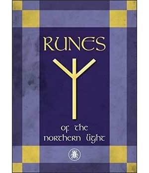Runes of the Northern Light cards by Paula Tartara