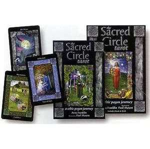 The Sacred Circle Tarot Deck and Book