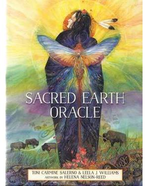 Sacred Earth oracle by Salerno & Williams