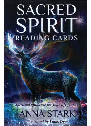 Sacred Spirit reading cards by Anna Stark