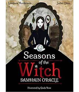 Seasons of the Witch oracle by Anderson & Diaz