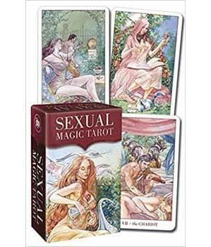 Sexual Magic mini tarot by Tuan & DeLuca
