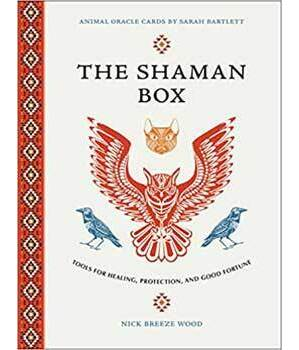 Shaman Box oracle dk & bk by Nicholas Breeze Wood