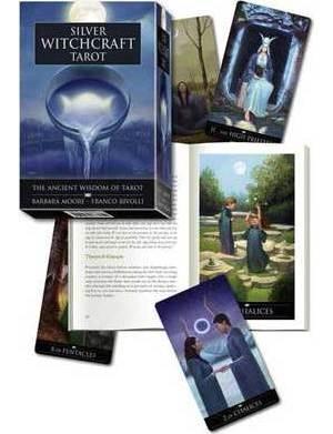 Silver Witchcraft Tarot (Deck & Book)