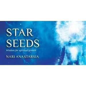 Star Seeds cards by Nari Anastarsia