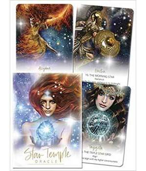 Star Temple oracle by Suzy Cherub
