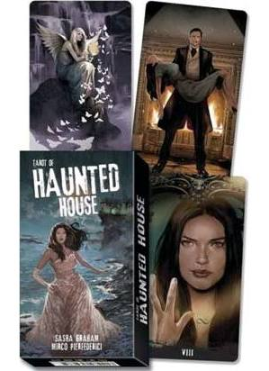Tarot of Haunted House by Graham & Pierfederici