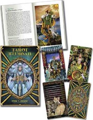 Tarot Illuminati Deck & Book