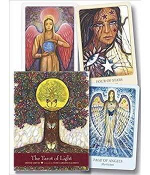 Tarot of Light by Jarvie & Salerno