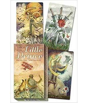 Tarot of the Little Prince by Paul & Rossi