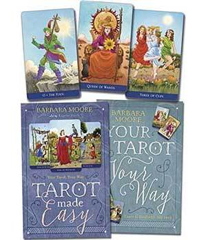 Tarot Made Easy Deck and Book