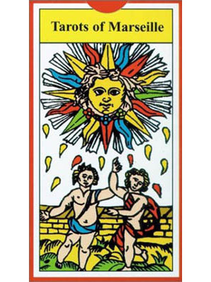 Tarot Of Marselle Deck