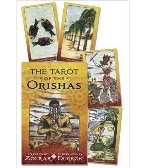 Tarot Of The Orishas Deck & Book