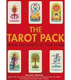 Tarot Pack book & deck