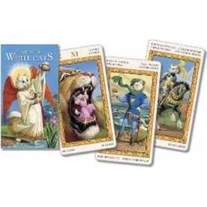 Tarot of White Cats tarot