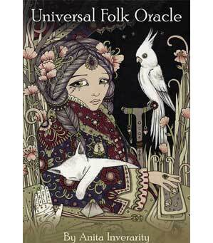 Universal Folk oracle by Anita Inverarity