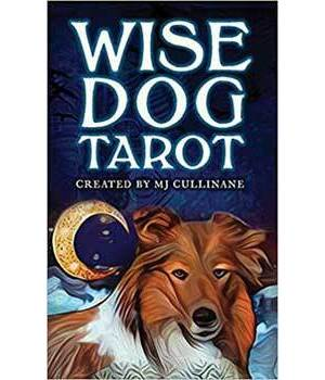 Wise Dog tarot by MJ Cullinane