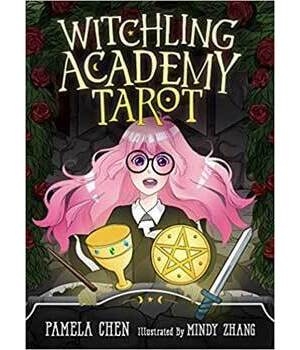 Witchling Academy dk & bk by Chen & Zhang