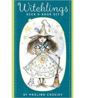 Witchling Deck & Book