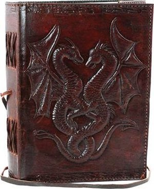 Double Dragon Leather with Cord
