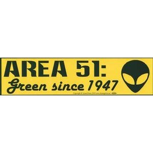 Area 51: Green Since 1947