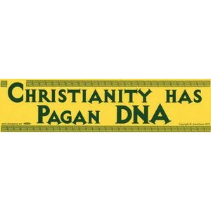 Christianity Has Pagan Dna