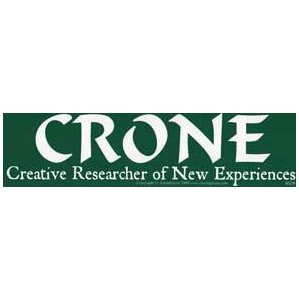 Crone (Creative Researcher Of