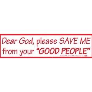 Dear God, Please Save Me